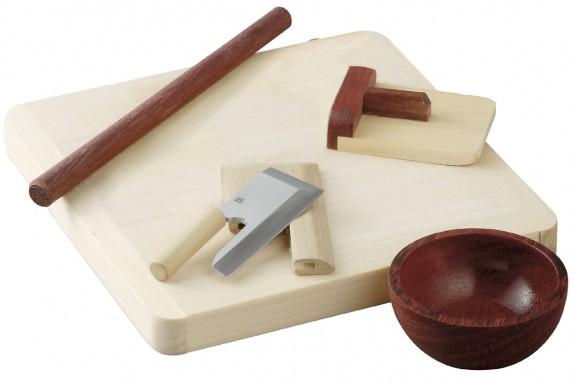 播洲三木 豆道具
